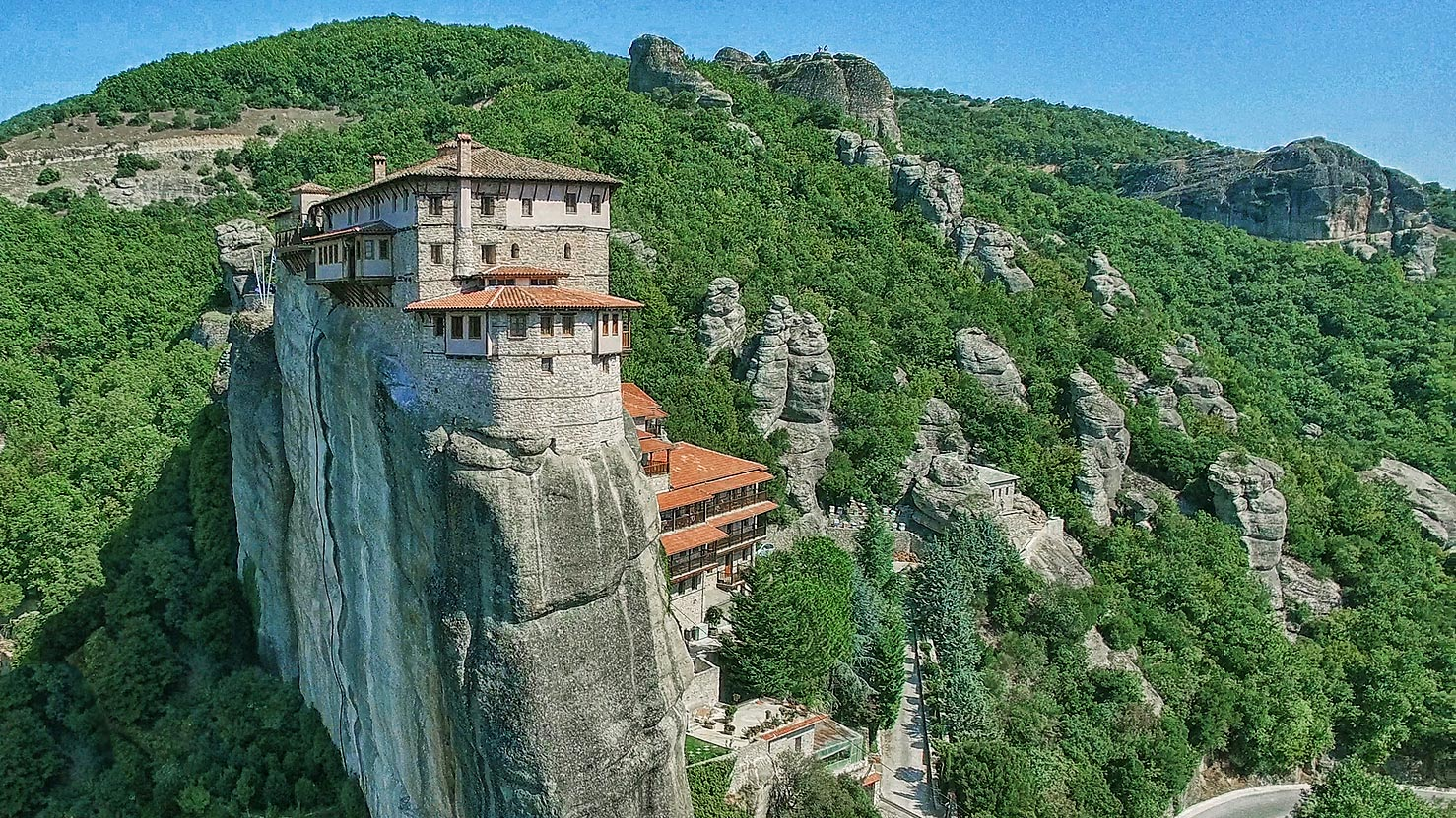 Morning Meteora Tour
