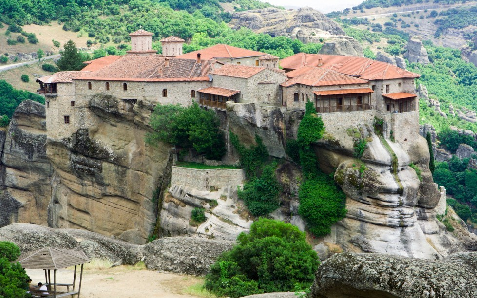 METEORA.com - Monasteries of Meteora Greece - Authentic ...