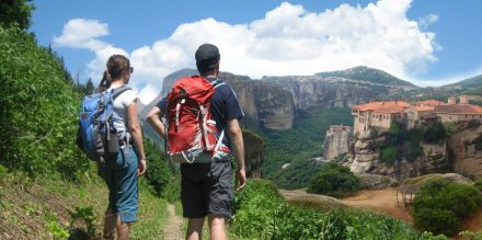 Authentic Hiking Meteora Tour