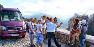 2 days Meteora Tour from Athens by Train