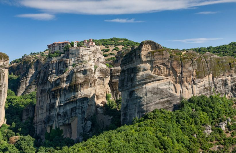 1 day Meteora Tour from Athens By Train - 93€