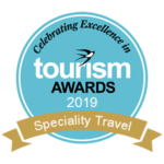 tourism awards SPECIALITY TRAVEL 2019