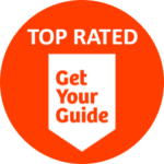 top rated tours on Get your Guide