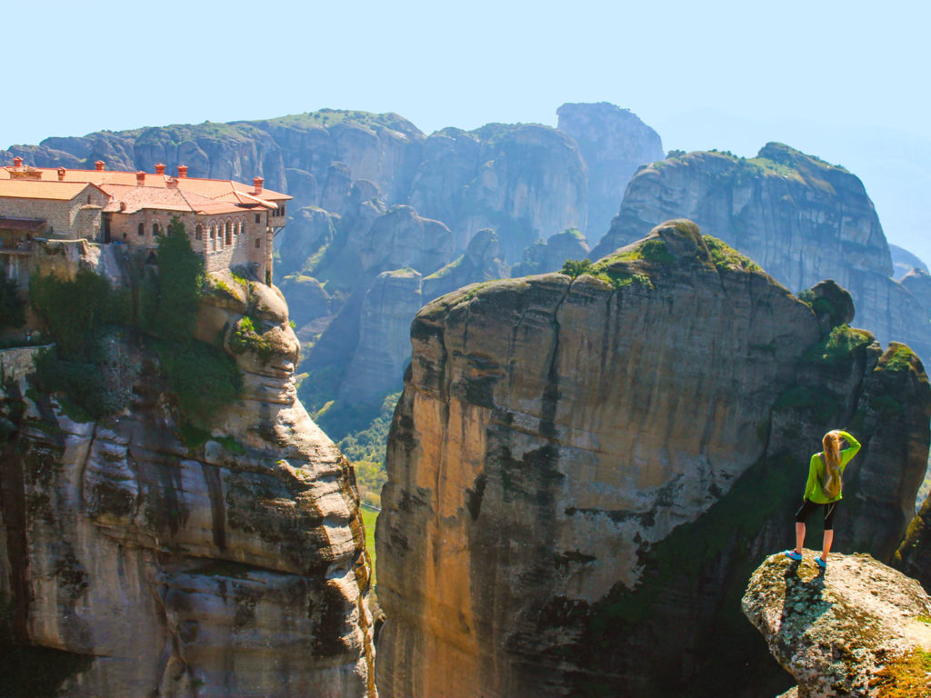 athens to meteora tour feautured 2