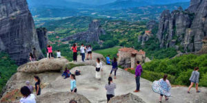 Panoramic Meteora and Monasteries Tour